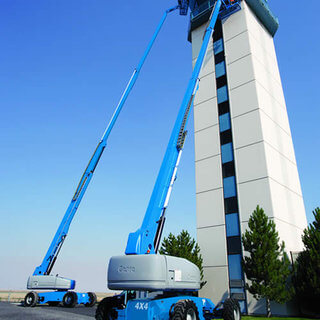 Telescopic Boom Lift - Diesel